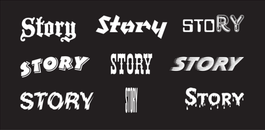 Sarah Hyndman tells the story of Star Wars in 15 fonts
